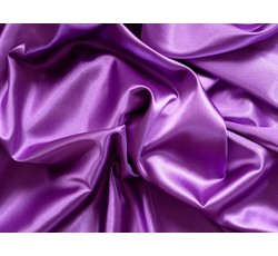 Satény - satén strečový 343 fialový