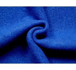 Kabátovky - kabátovka vařená vlna královská modrá