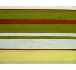 Šatovky - šatovka 8616 olivově zelené pruhy
