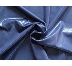 Flitrové látky - flitrová látka tmavě modrá