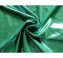 Flitrové látky - flitrová látka smaragdová