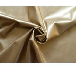 Koženky - zlatá koženka s leskem