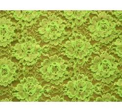 Krajky - krajka Clara zelená