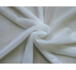 Podšívky - bílá elastická síťovina