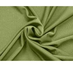 Úplety - zelenohnědý úplet 10844 s lurexem II.j
