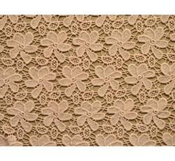 Krajky - bavlněná krajka 8991 lososová