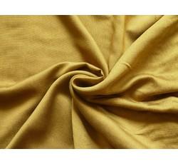 Bavlněné látky - bavlněná šatovka 9293 sluneční žlutá