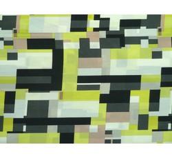 Halenkoviny - halenkovina 9352 geometrický vzor