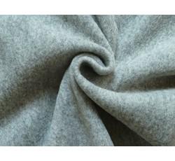 Kabátovky - kabátovka vařená vlna šedá
