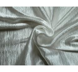 Halenkoviny - halenkový taft 9550 bílý
