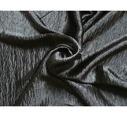 Halenkoviny - halenkový taft 9550 černý