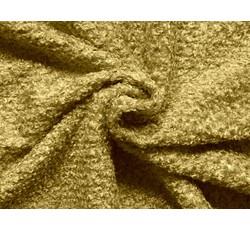 Úplety - svetrovina 9703 zlatá s flitry