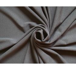 Úplety - černý polyesterový úplet 9709