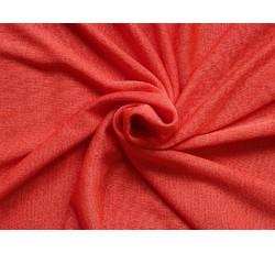 Úplety - pletenina 9729 červená