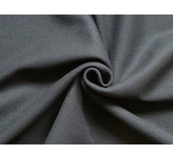 Kabátovky - flauš Montgomery černý