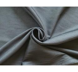 Rifloviny - černá elastická košilová džínovina 9826