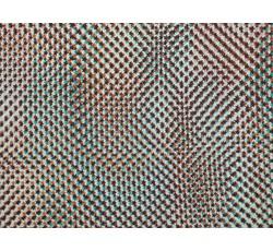 Halenkoviny - šatovka 9863 barevné hvězdičky
