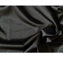 Satény - satén strečový 313 černý