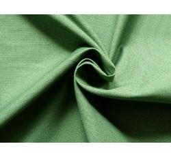 Bavlněné látky - zelená bavlněná šatovka 9877 se vzorečkem