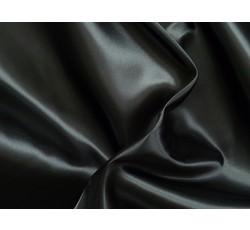 Satény - satén černý