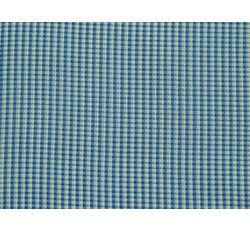 Šatovky - šatovka 9308 modrá kostečka