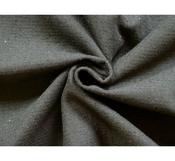 Kabátovky - černá kabátovka 9997 s vlasem