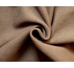 Kabátovky - flauš 9985 hnědý
