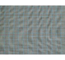 Šatovky - šedá šatovka 1051 tyrkysová kostka