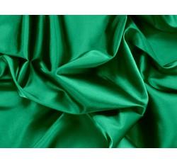 Satény - satén strečový 316 zelený