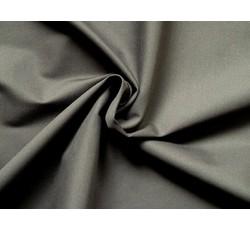 Bavlněné látky - bavlněný satén černý