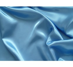Satény - satén 20 světle modrý