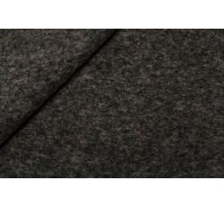 Kabátovky - kabátovka vařená vlna tmavě šedá