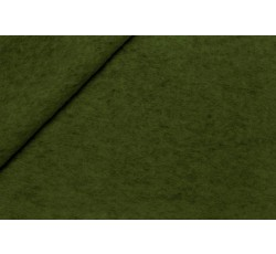 Kabátovky - kabátovka vařená vlna lahvově zelená