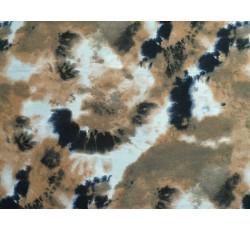 Šatovky - šatovka 2139 hnědá batika