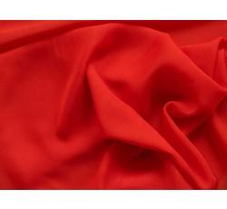 Šifony - šifon 116 tmavě červený