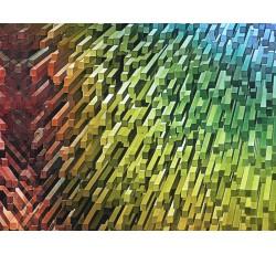 Hedvábí - hedvábná šatovka 2080 barevné krystaly