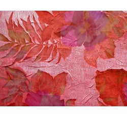 Halenkoviny - šatovka 3388 růžová květ