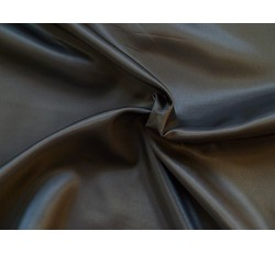 Podšívky - polyesterová podšívka černá