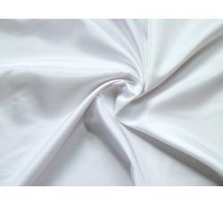 Podšívky - acetátová podšívka bílá