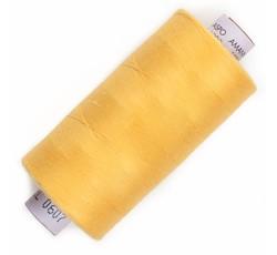 Nitě - nit aspo 607 kalná žlutá 100m