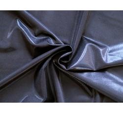Flitrové látky - flitrová látka černá