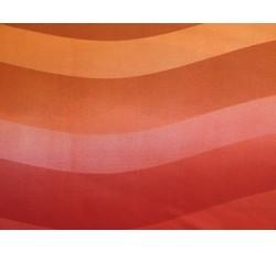 Hedvábí - hedvábí 8420 vlnky duhované