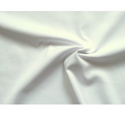 Rifloviny - džínovina 1434 bílá