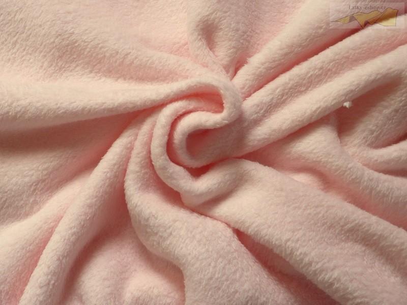 coral fleece 140 růžový - 100% Polyester - Latky-eshop.cz f2cede13fab