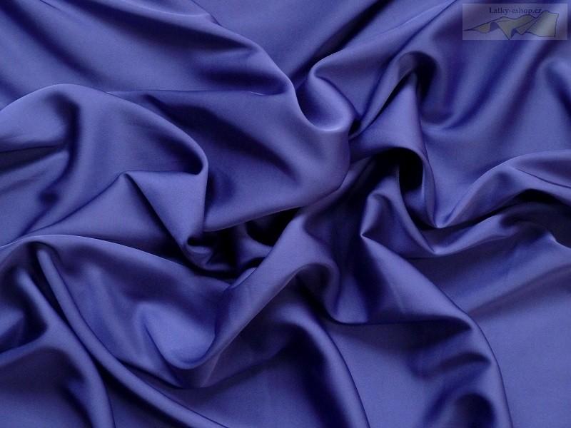 8af99a7dc8e hedvábí 8240 královské modř - 94%Hedvábí 6%Spandex - Latky-eshop.cz
