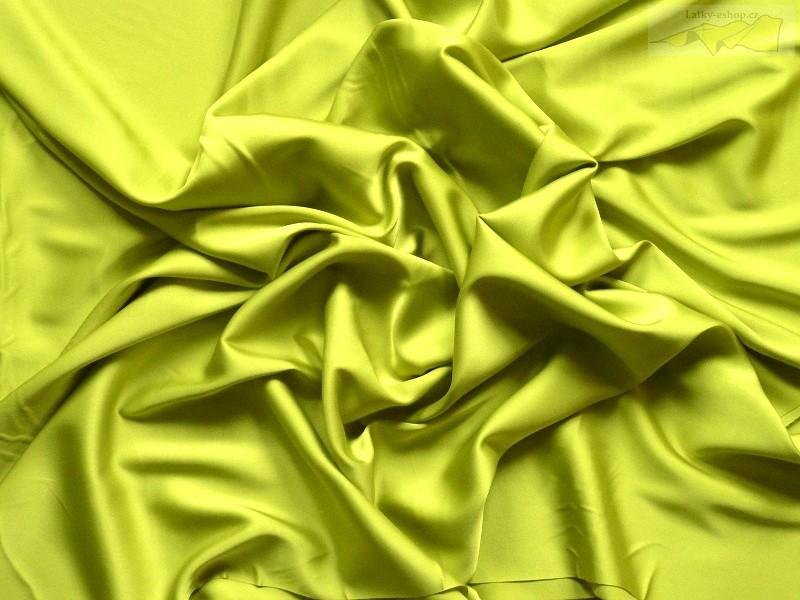 e291d46d707 hedvábí 8240 chartreuse - 94%Hedvábí 6%Spandex - Latky-eshop.cz