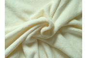 coral fleece 101 smetanový