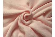 coral fleece 140 růžový