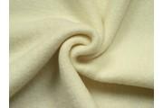 kabátovka vařená vlna smetanová