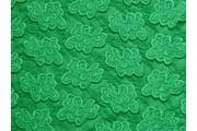 elastická krajka 8578 zelená